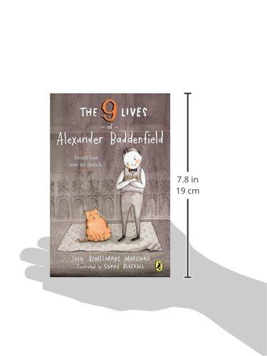 The Nine Lives of Alexander Baddenfield: John Bemelmans Marciano ...