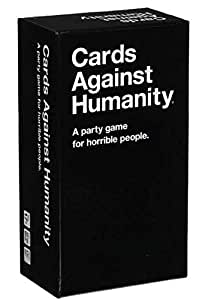 Cards Against Humanity - a party game for horrible people