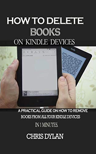 remove book from device - 3