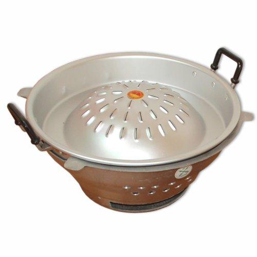 Thai Grill, MU KLA TA, Thai soup, fondue thai, grilling-soup tureen (19710) by Wilai GmbH