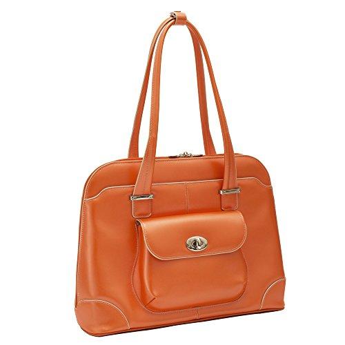 mckleinusa-avon-96650-orange-leather-ladies-briefcase