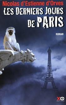 Les Derniers Jours De Paris Babelio