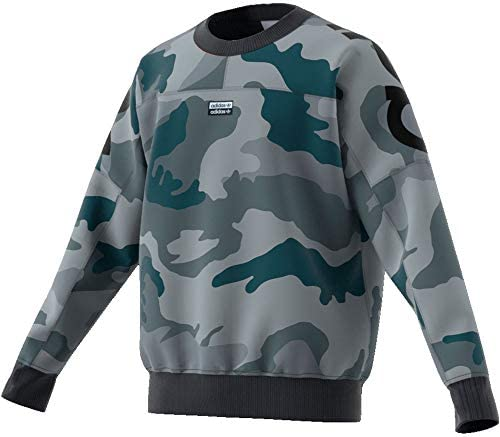 adidas R.Y.V. Camo Sweater