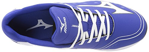 Baseball Swagger Usa Wave Trainer Mens 2 White Men's Royal Mizuno Cleat HwdaIxq0w