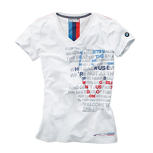 BMW Motorsport Womens Graphic T Shirt product image