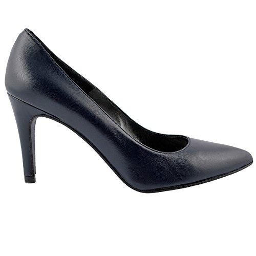 Marine Exclusif Bleu Chaussures Talons à Paris Kate RORwrYq