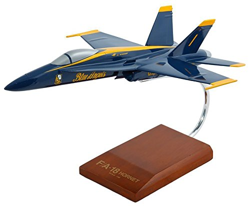 F/A-18A Hornet Blue Angels - 1/48 scale model