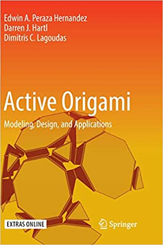 Descargar El Torrent Active Origami: Modeling, Design, And Applications PDF Web