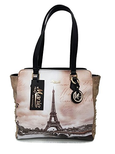 Nouvelle Sac Shopping Grand by manie fantaisie Paris - Nouvelle Collection