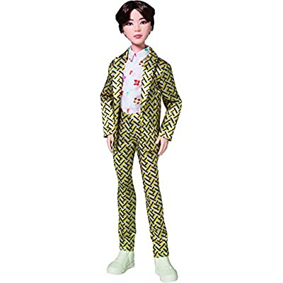 Bangtan Boys BTS SUGA Idol Doll: Toys & Games