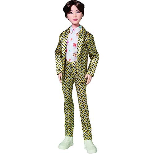 Bangtan Boys BTS SUGA Idol Doll