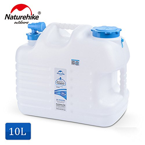 お母さんためにぞっとするような新12Lの水バレル食品グレードPE屋外に設計水タンクアウトドアハイキングキャンプアクセサリー水コンテナ