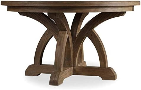 Hooker Furniture Corsica Round Extendable Dining Table
