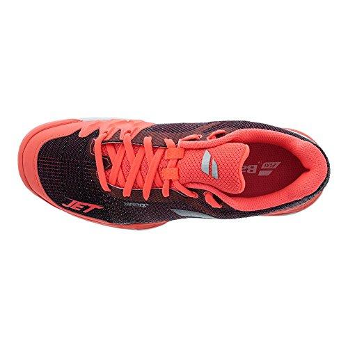 De Femmes Fluo Argent Argile En Fandango Rose Ii Mach Pour Jet Tennis Babolat Chaussures f4ZadqHq