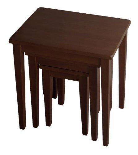 Regalia 3pc Nesting Table