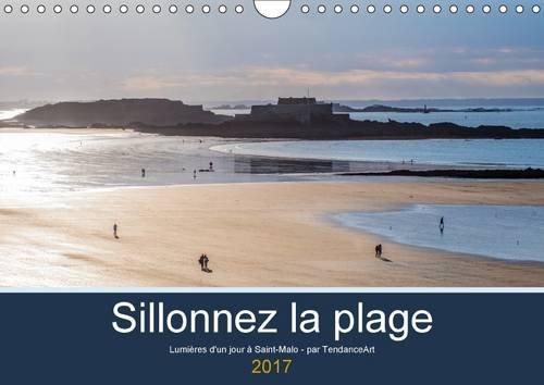 Sillonnez La Plage 2017: Lumieres D'un Jour a Saint-Malo (Calvendo Nature) (French Edition) ebook