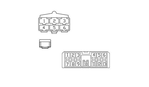 amazon.com: radio wiring harness - case ih: home improvement  amazon.com