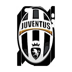 Juventus For iphone5 5S 3D Cell Phone Case White BTY638243