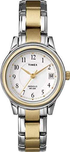Timex T25771 Ladies Two Tone Traditional Dress Sport Watch