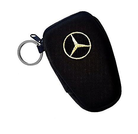 Moto Discovery Mercedes Bolsa Llavero con Dos Anillas ...