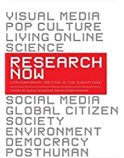 Research Now: Contemporary Writing in the Disciplines
