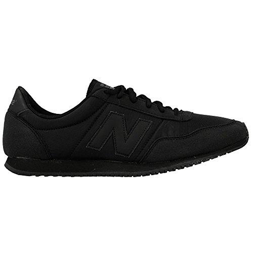 NEW BALANCE U396 CLASICO - Zapatillas de deporte para adultos unisex Negro - negro