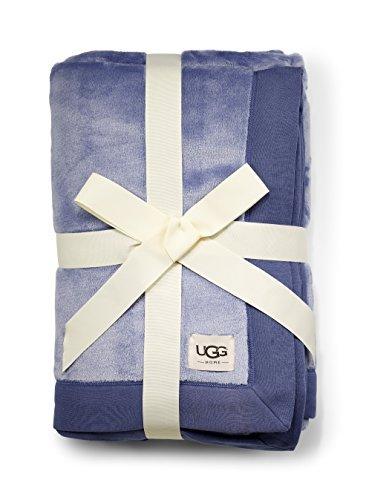 UGG Australia Women's Duffield Throw Blanket, Stonewash, One Size Australia Blanket