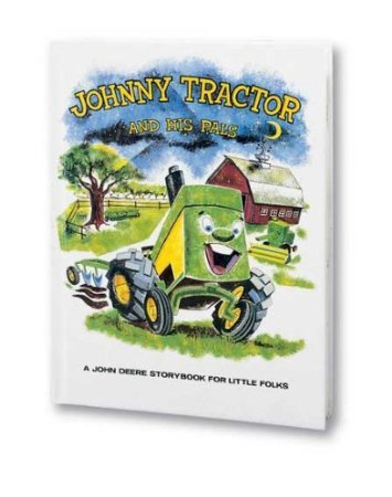 John Deere Johnny Tractor and His Pals Story Book - 5189 (Johnny Tractor Puzzle)