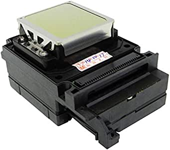 Syoon TX800 - Cabezal de impresión para Epson DX10 DX8 Eco disolvente/UV Plotter F192040 Aceite anticorrosivo Boquilla/Six Color Original 1pc: Amazon.es: Electrónica