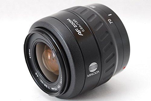 MINOLTA ミノルタ AF ZOOM 35-70mm F3 5-4 5 NEWの商品画像