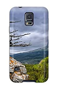 1400820K96668084 New Glacier National Park Tpu Cover Case For Galaxy S5