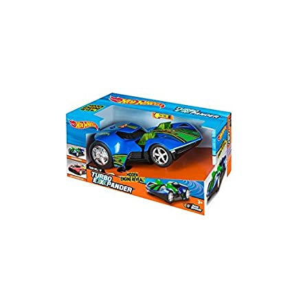 Toy State Hot Wheels Turbo Expander Twin Mill III Light & Sound Vehicle