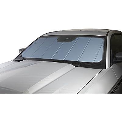 Covercraft UV11348BL Blue Metallic UVS 100 Custom Fit Sunscreen for Select Cadillac/Chevrolet/GMC Models - Laminate Material, 1 Pack