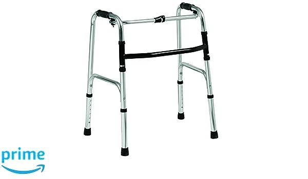 Plegable de aluminio ligero andador para caminar walker ...