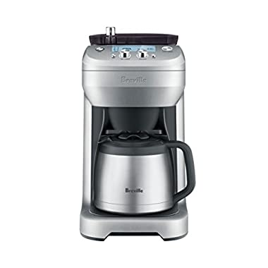 Breville BDC650BSS Grind Control, Silver