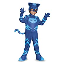 Disguise boys Deluxe PJ Masks Cat Boy Costume