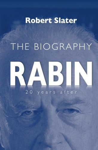 Rabin: 20 Years After by Robert Slater (2015-06-07)