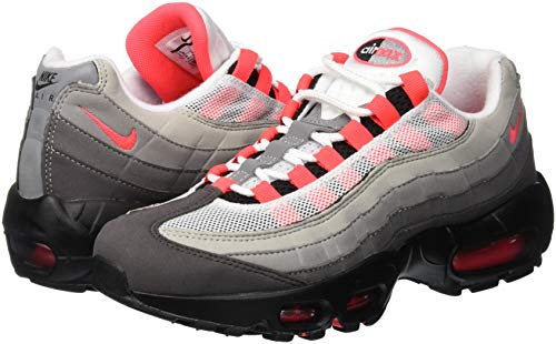 Scarpe dust Og Max white Air Nike Unisex Adulto Running Multicolore 100 Red – solar 95 granite fxIq6