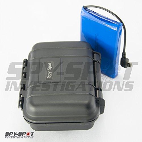 Spy Spot Extended Slim Battery GPS Tracker for 3G GL 200 GL 300