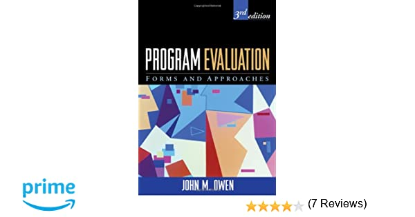 Program Evaluation Forms Sample Program Evaluation Form Sample