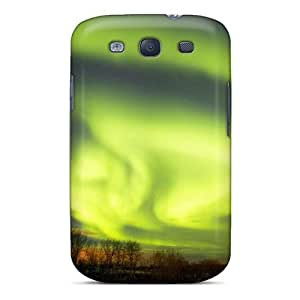 New Style Mwaerke Hard Case Cover For Galaxy S3- Spirit In The Sky