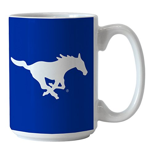 NCAA SMU Mustangs Sublimated Victory Mug, ()