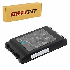Battpit Bateria de repuesto para portátiles Toshiba Portege M750-S7212 (4400 mah)