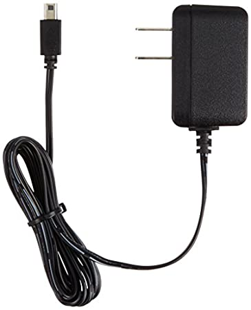 AmazonBasics AC Adapter for Nintendo 3DS XL, 3DS, and 2DS