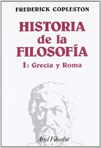 Historia De La Filosofia Frederick Copleston Ebook Download