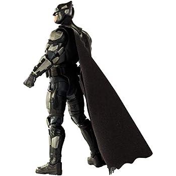 "DC Comics Multiverse Justice League Batman Tact Suit Figure, 6"""