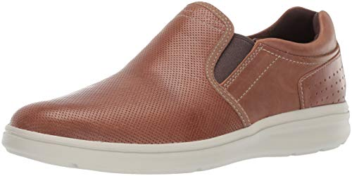 - Rockport Men's Zaden Gore Slip On Loafer Boston TAN P 7 M US