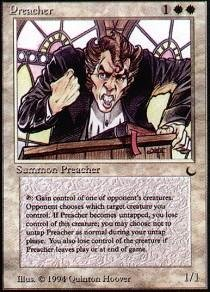 Magic: the Gathering - Preacher - The Dark by Magic: the Gathering