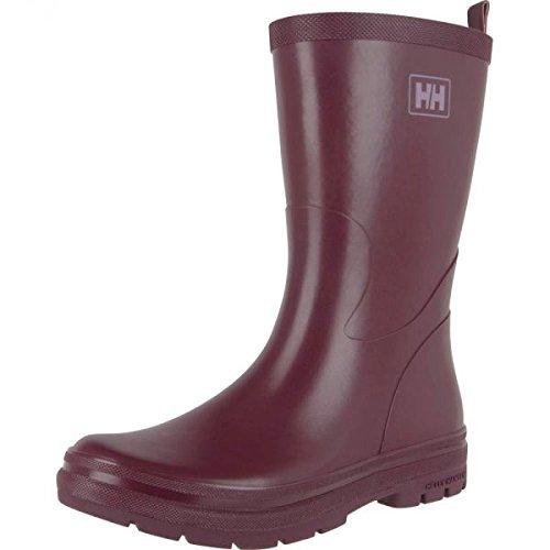 Helly Hansen W Midsund 2, Botas de Agua para Mujer Gris (Grey)