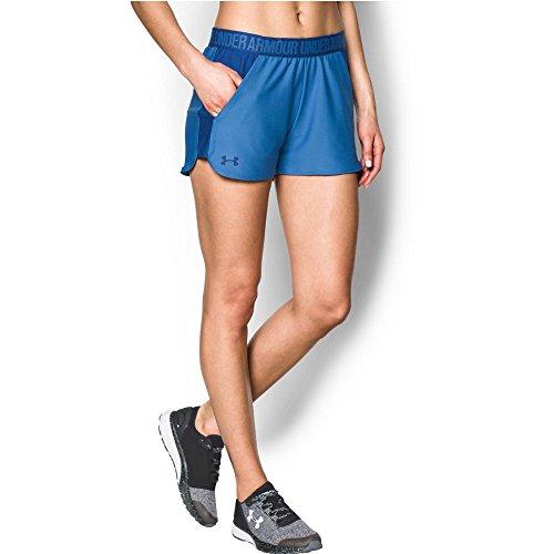 Under Armour Women's Play Up 2.0 Shorts, Mediterranean /Roya